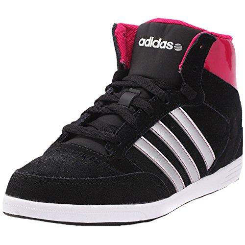 adidas Damen Sneaker *, Mehrfarbig - Schwarz/Pink - Größe: 36 EU
