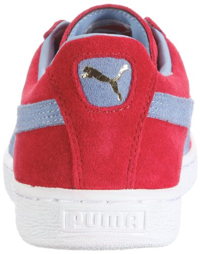 Puma Herren Suede Classic + Low-top Rot (chili Pepper-forever Blue 24)