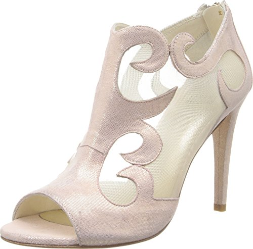 Stuart Weitzman Bridal & Evening Collection Women's Showbiz Flesh Cipria 6 M