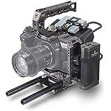 Tilta Camera Cage for BMPCC 4K TA-T01-A-G Blackmagic Pocket Cinema Camera 4K Rig Tilta Gray(Tactical Kit)