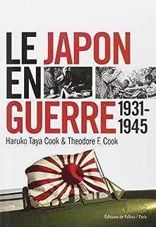 Le Japon en guerre : 1931-1945, Taya Cook, Haruko