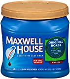 Maxwell House Coffee, Original Roast, Decaf, Ground Coffee, 29.3 Ounce