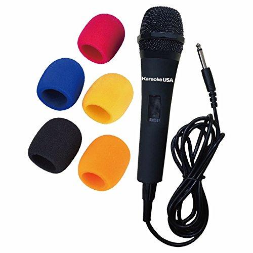 Karaoke USA M175 Professional Microphone by Karaoke USA