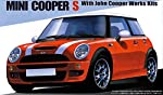 Fujimi 1/24 Mini Cooper S 'John Cooper Works' from Fujimi model