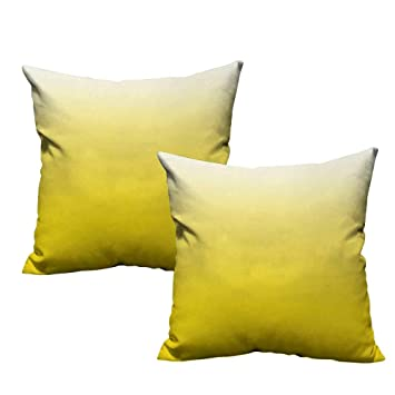 Amazon.com: warmfamily Ombre - Funda de almohada para sofá o ...
