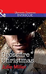 Crossfire Christmas (Mills & Boon Intrigue) (The Precinct - Book 8)