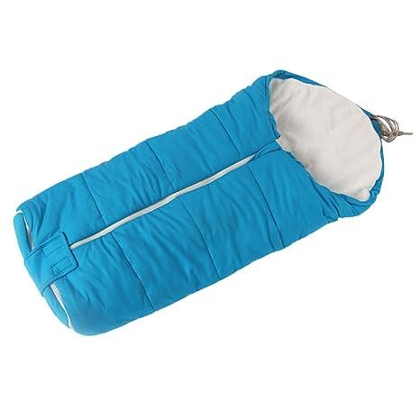 Bebé Saco de Dormir 2.5 Tog, Mantas Envolventes Invierno para Cochecito 0-24 Meses