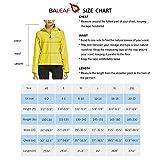 BALEAF Women's Cycling Jacket Rain Jackets Wind