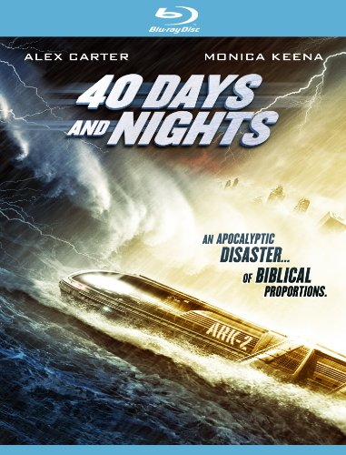 40 Days & Nights [Blu-ray]