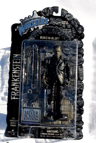 Universal Studios Monsters Boris Karloff Universal Studios Classic Monster ()