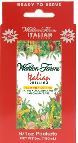 Walden Farms Dressing, Italian, 1 ()