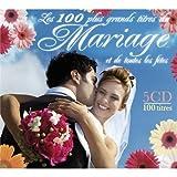 """Afficher """"100 plus grands titres du mariage et de toutes les fêtes (Les)"""""""