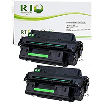 3 PACK Q2610A Toner Cartridge for Laserjet 2300DTN 10A FREE SHIPPING!