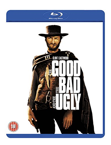 Good the Bad & The Ugly [Blu-ray] (Man With No Name Trilogy Blu Ray)