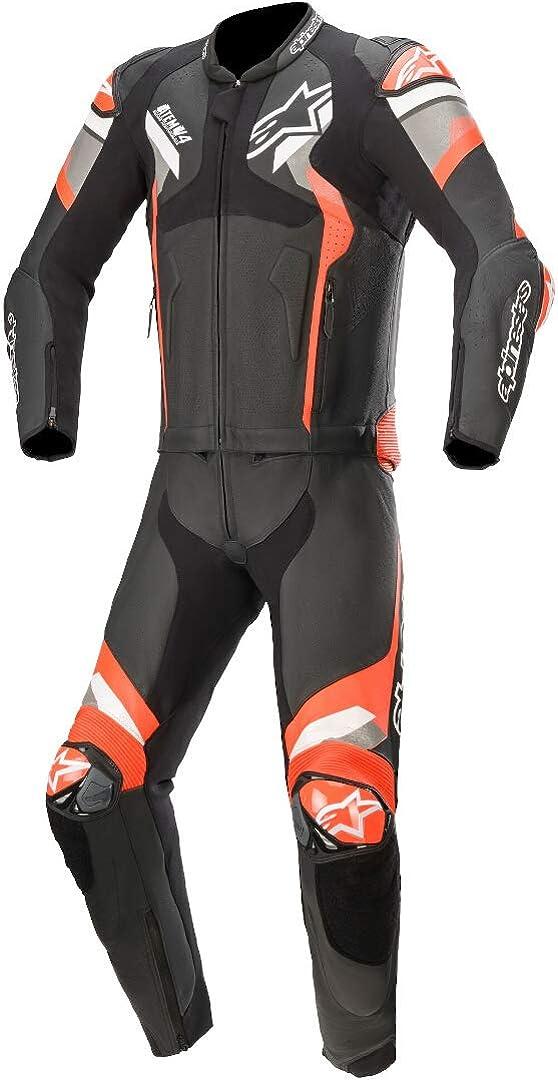 Alpinestars Atem V4 - Traje de piel para moto (2 piezas)