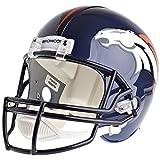 Denver Broncos Officially Licensed VSR4 Full Size Replica Football Helmet
