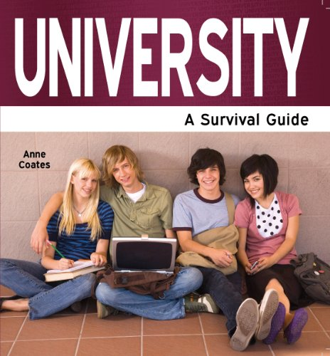 Download University: A Survival Guide (Need2Know Books Book 41) Pdf