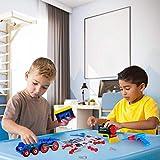 TEMI Take Apart Toys Train Set, STEM Construction