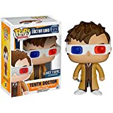 Funko Pop! Television #221 Dr Who Tenth Doctor with 3D Glasses (Hot Topic Exclusive)