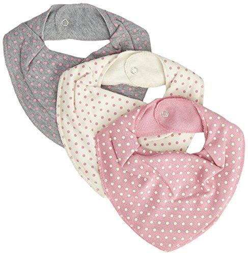 Pippi Baby Mädchen (0-24 Monate) Schal Gr. One Size, Rosa - Pink (Old Rose)