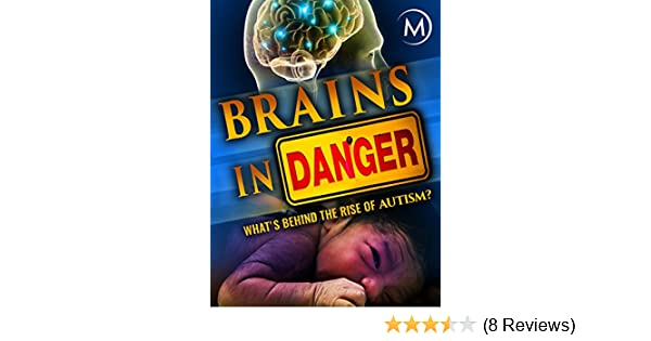 How Students Brains Are In Danger On >> Amazon Com Brains In Danger What S Behind The Rise Of Autism