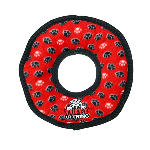 Tuffy Ultimate Ring Red Paw product image