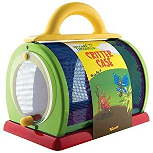 Toysmith Backyard Exploration Critter Case