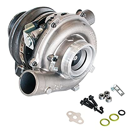 Garrett 734852-5009S Turbocharger (New Navistar 6.0L VT365)