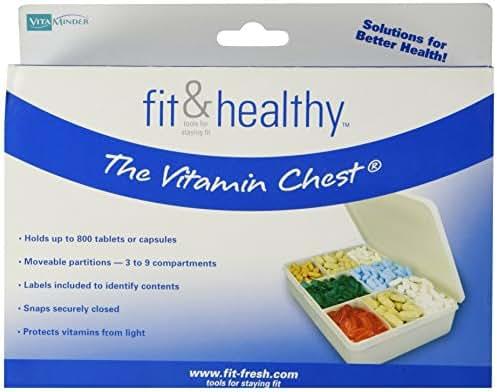 Vitamin Chest - 1 each