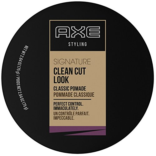 Clean Hair Cut (AXE Clean Cut Look Hair Pomade Classic 2.64 oz (Pack of 4))