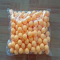 CAIDUD 150 Piezas de Tenis de Mesa Pelotas de Ping Pong avanzadas Ping Pong Premium Tenis de Mesa (Amarillo o Blanco)