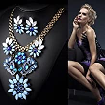Dancing ZoneJewellery Hot Popular Necklace Sweater Chain With Australian Element Mt