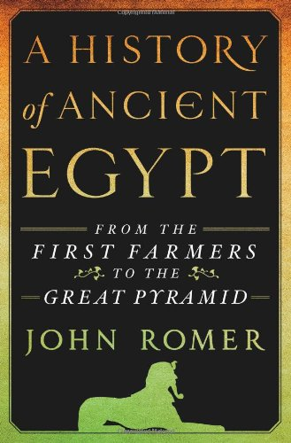 - A History of Ancient Egypt: From the First Farmers to the Great Pyramid