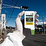 Food Radiation Detector,Banne Portable Touch-screen Nitrate Detector Radiation Tester Geiger Counter with Built-in Magnet for Fruits,Vegetables,Seafood