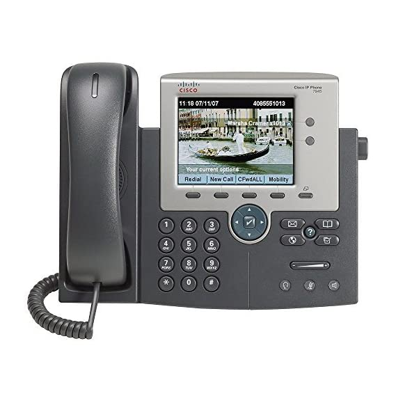 Cisco Systems Unified Ip Phone 7945G Standard