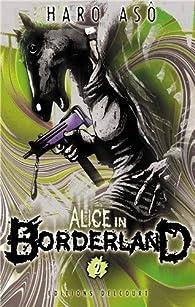 Alice in Borderland, tome 2 par Haro Asô