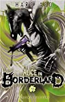 Alice in Borderland, tome 2 par Asô