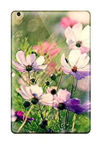 Durable Protector Cases Covers With Flowers In Grass Hot Design For Ipad Mini