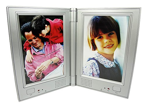 Dual Recording Photo Frame Memories You Can Hear!, RE9938 (Gif With Sound Halloween)