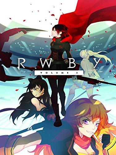 RWBY Volume 3
