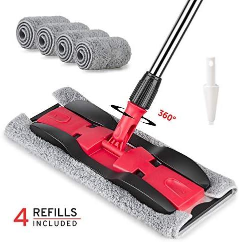MEXERRIS Microfiber Floor Hardwood Cleaning product image