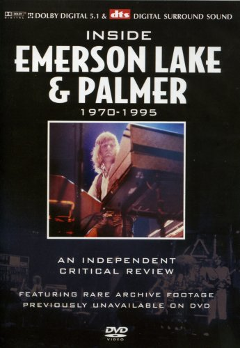UPC 823880016158, Inside Emerson Lake & Palmer: A Critical Review 1970-1995