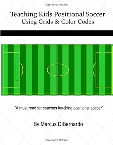 Teaching Kids Positional Soccer: Using Grids & Color Codes