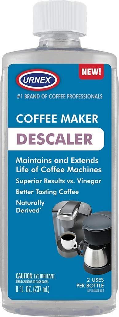 Amazon.com: Urnex 6021 - Solución descalcificadora universal ...