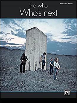 \BETTER\ The Who -- Who's Next: Guitar TAB (Alfred's Classic Album Editions). Council student undergo Incident Welcome ProAV Income