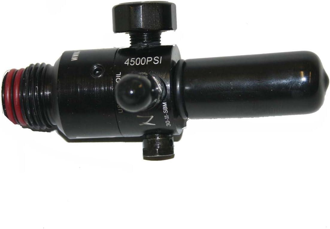 Ninja 4500 PSI UL HPA Regulator for High Pressure Air / Nitrogen Paintball Tanks