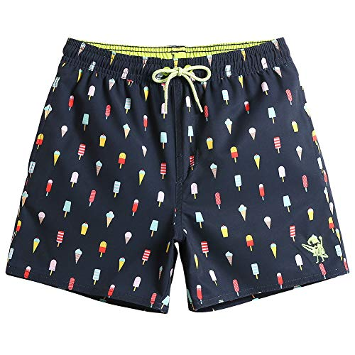 8a60b254ab2e3 3 · MaaMgic Boys Kids Cute Short Swim Trunks Boardshorts Quick Dry Swim  Suit with Drawstring