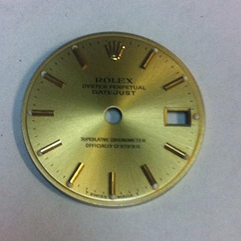 Rolex Datejust Model 69173 Ladies Dial Champagne Color (Rolex Color)