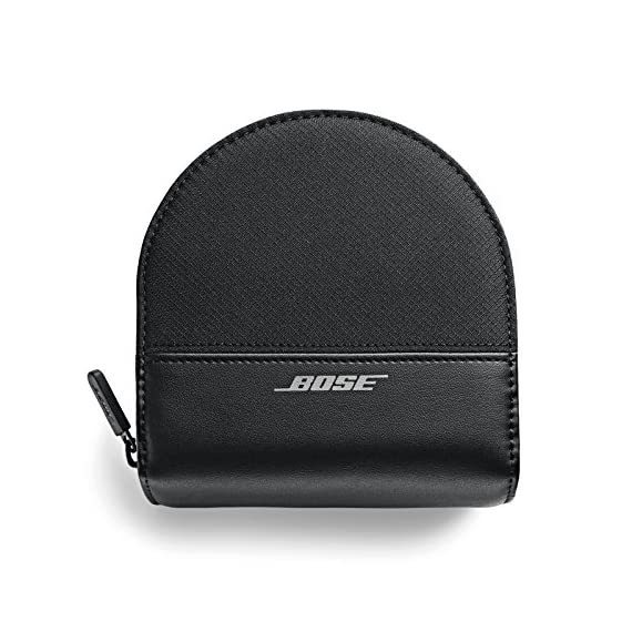"Bose SoundLink On-Ear Bluetooth Headphones with Microphone, Triple Black 5 Bose SoundLink On-Ear Bluetooth Headphones with Microphone - 47.2"" Audio Cable - 1.3"" USB Cable - Carrying Case - Bose 1 Year Limited Warranty Wireless Range: 30' (9.1m) Battery life: Up to 15 hours"