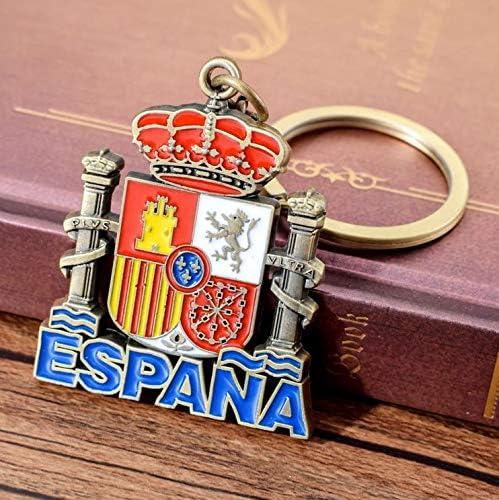 Générique Llavero con símbolo de armarios de España: Amazon.es: Hogar